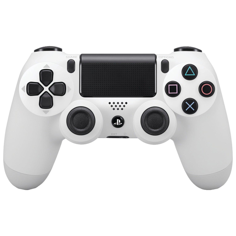 Геймпад Sony PlayStation Dualshock 4 v2 CUH-ZCT2E White Геймпад DualShock 4 v2 White (CUH-ZCT2E)