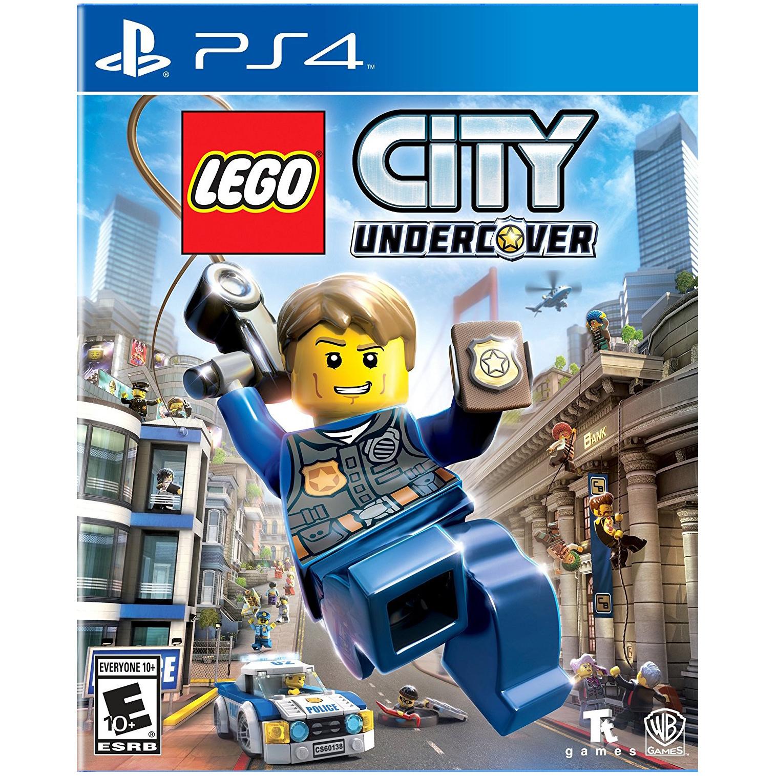 Игра LEGO CITY Undercover для PlayStation 4 фото