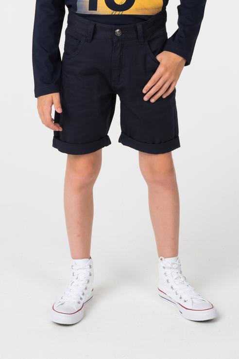 Шорты для мальчика BAON, цв.синий, р-р 134 BJ828004