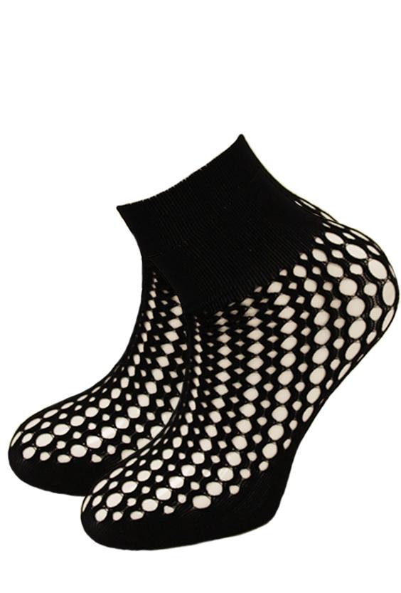 Капроновые носки женские Mademoiselle Parma (c.) черные UNICA