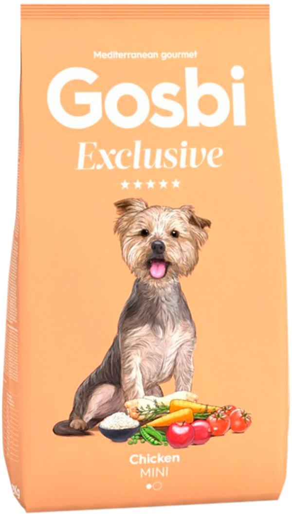 Сухой корм для собак Gosbi Exclusive Adult