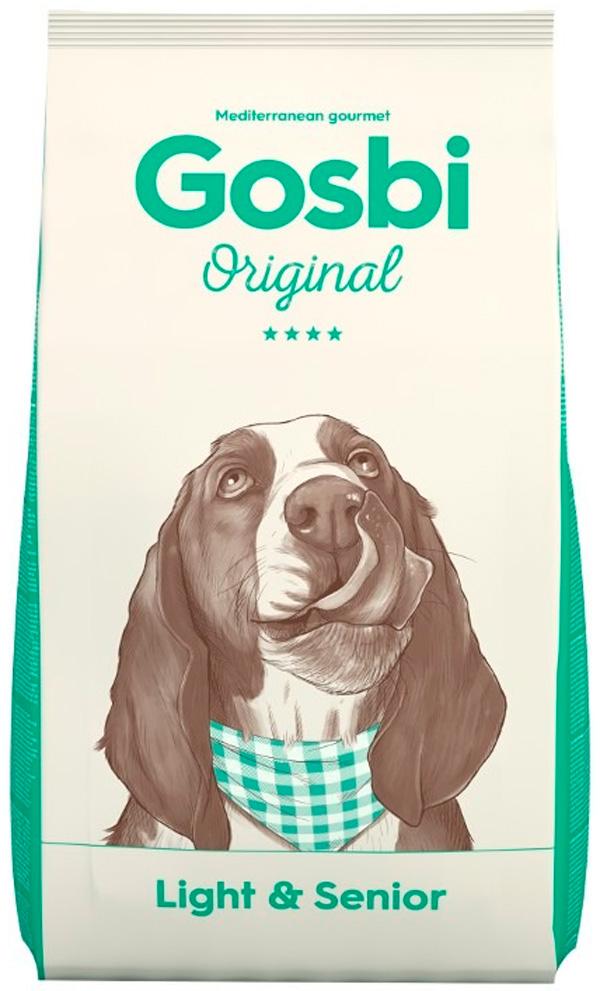 Сухой корм для собак Gosbi Original Light