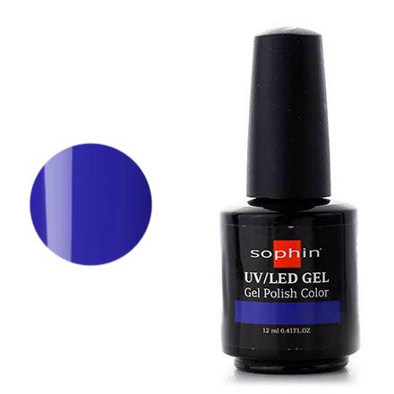 Купить Гель-лак Sophin №0764, Ultra Blue