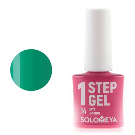 Купить Гель-лак Solomeya One Step № 12, Mint