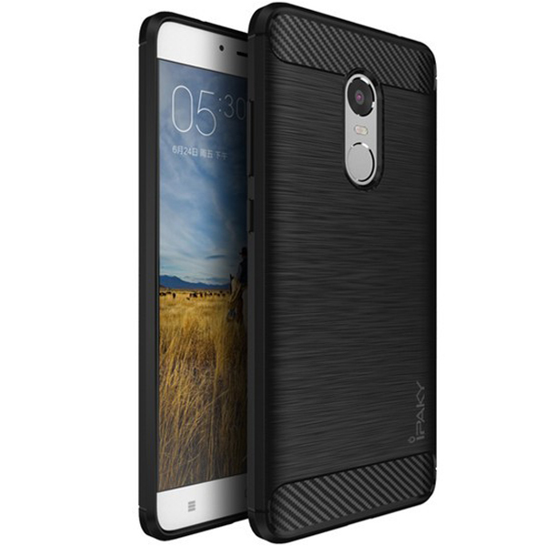 Чехол iPaky Slim Series для Xiaomi Redmi Note 4X/Redmi Note 4 (SD) Black