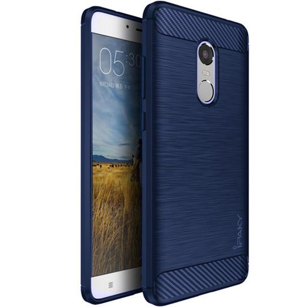 Чехол iPaky Slim Series для Xiaomi Redmi Note 4X/Redmi Note 4 (SD) Blue