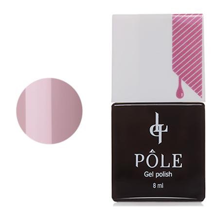 Купить Гель-лак POLE №214, Пыльный розовый