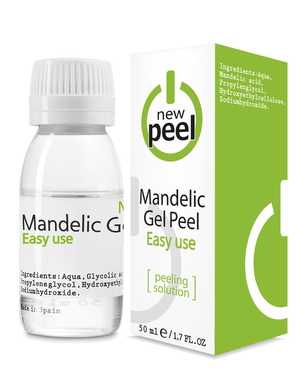 Миндальный пилинг New Peel Mandelic Gel 35%