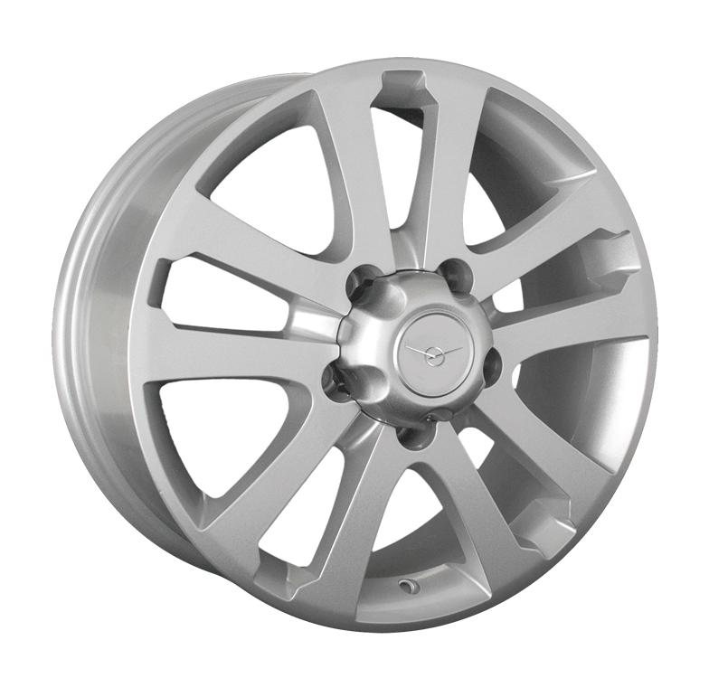 Колесный диск Replay UZ1 7xR18 5x139.7 ET35 DIA108.5 фото
