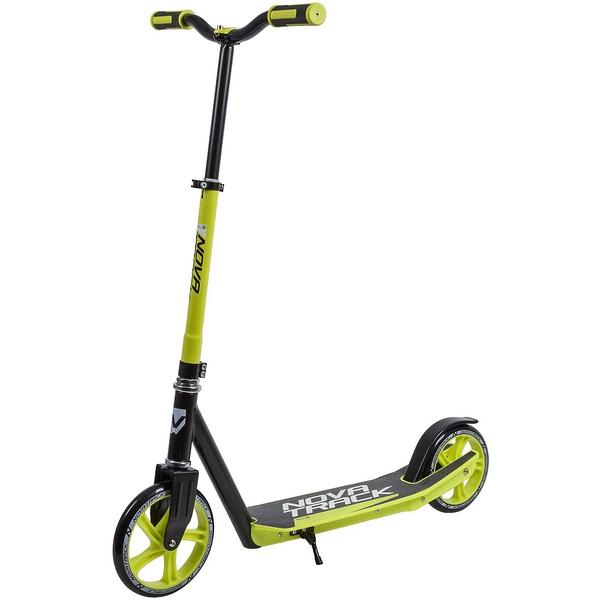 Купить Самокат городской Novatrack Polis, эргономичный Y-руль, Самокаты детские двухколесные