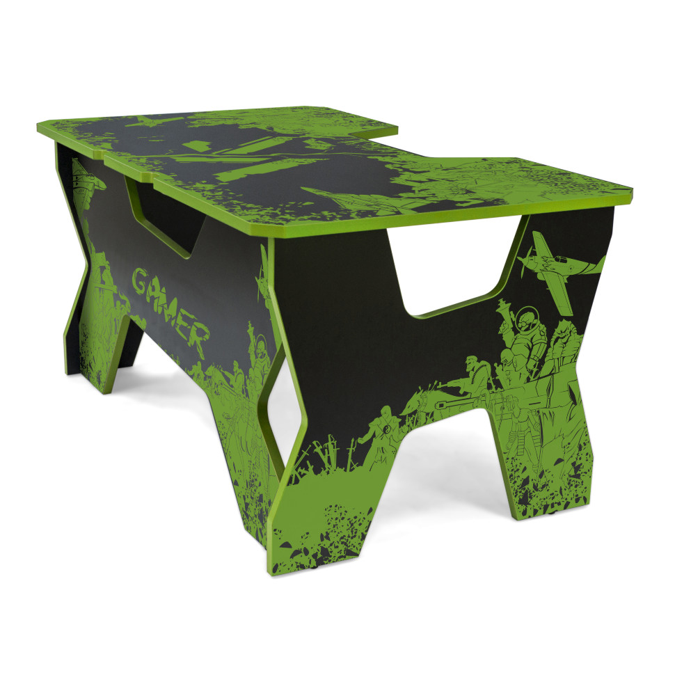 Компьютерный стол Generic Comfort Desk Gamer2/VS/NE