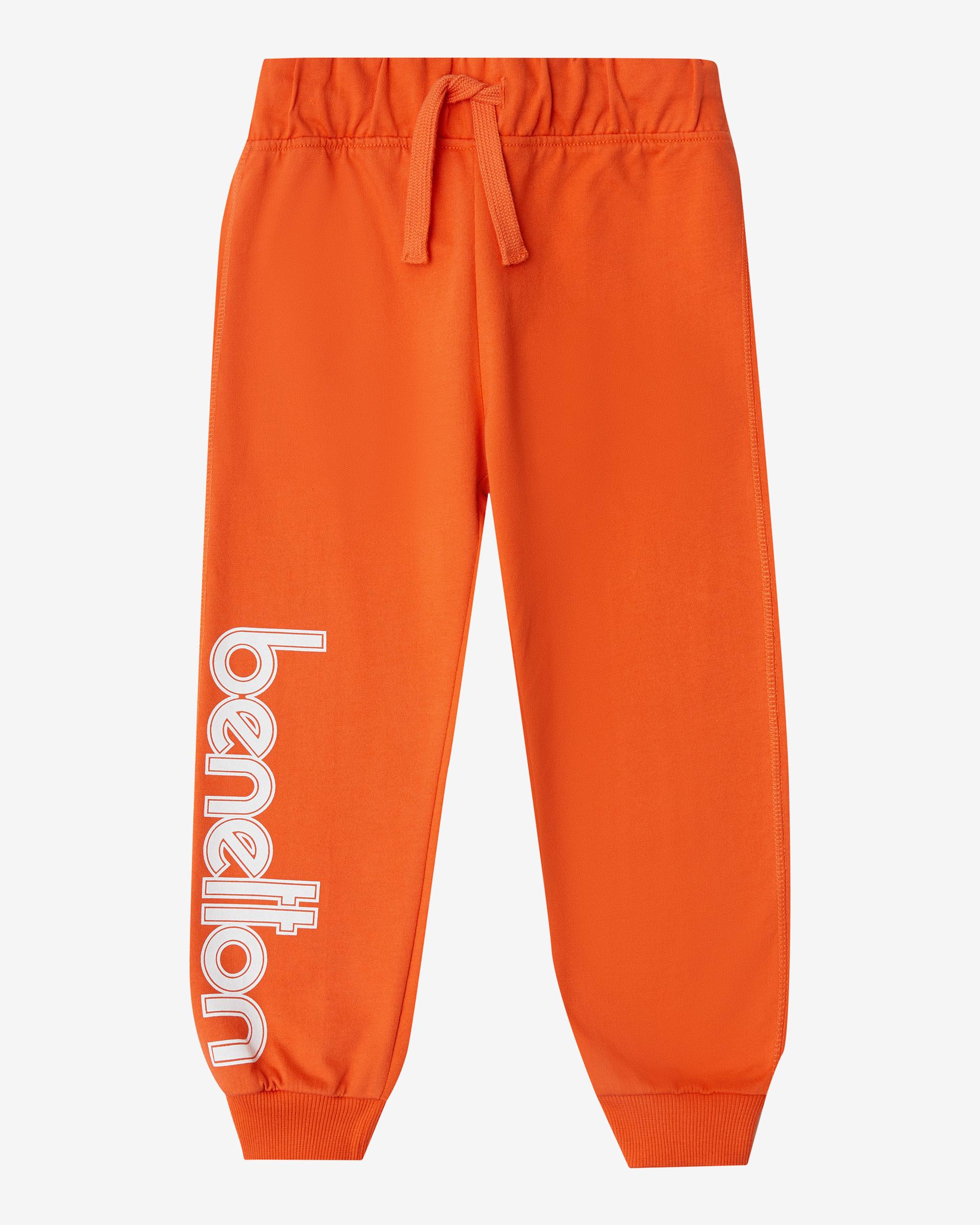 Купить 20P_3BC1I0986_309, Спортивные брюки для мальчиков Benetton 3BC1I0986_309 р-р 80, United Colors of Benetton, Шорты и брюки для новорожденных