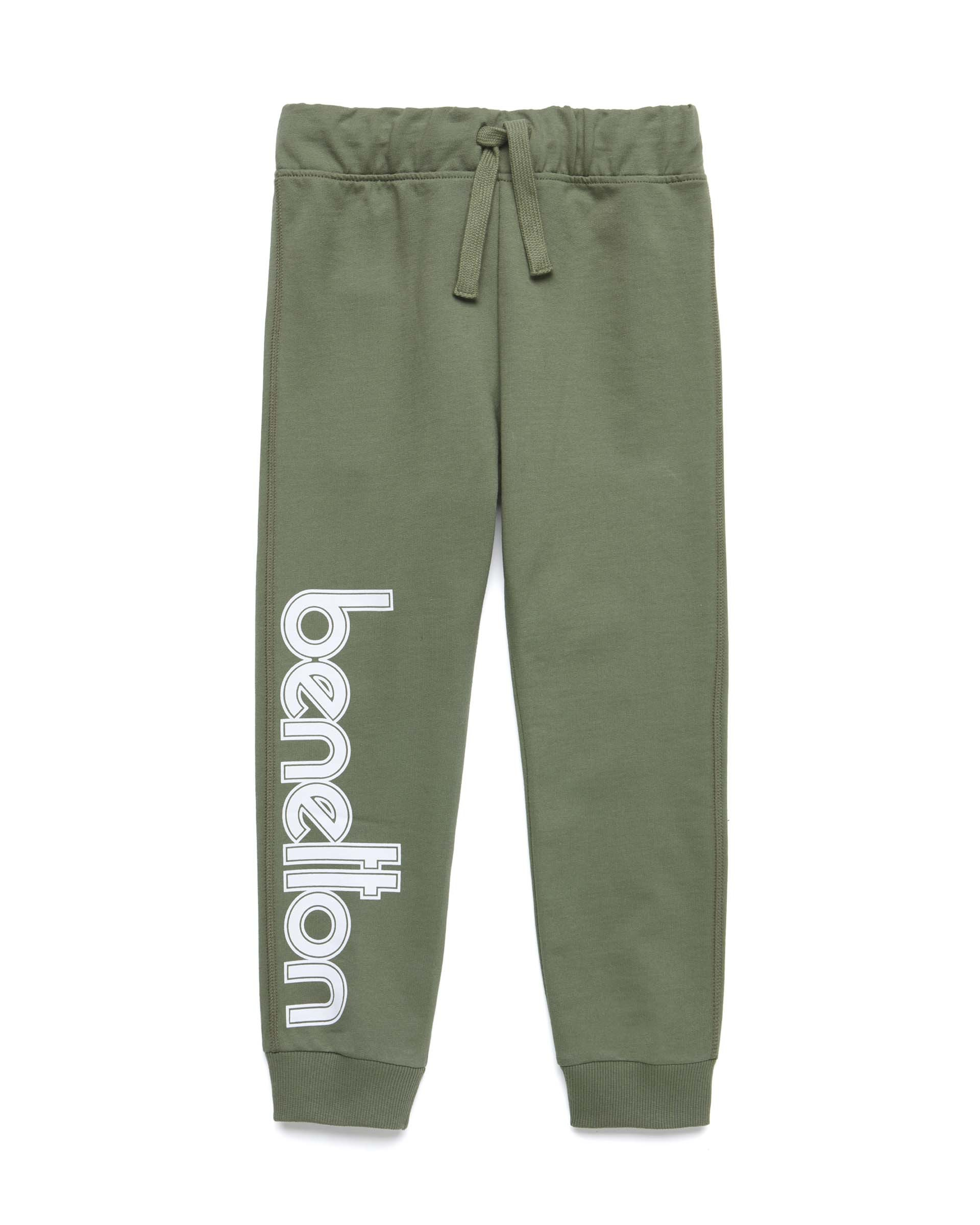 Купить 20P_3BC1I0986_07N, Спортивные брюки для мальчиков Benetton 3BC1I0986_07N р-р 92, United Colors of Benetton, Шорты и брюки для новорожденных