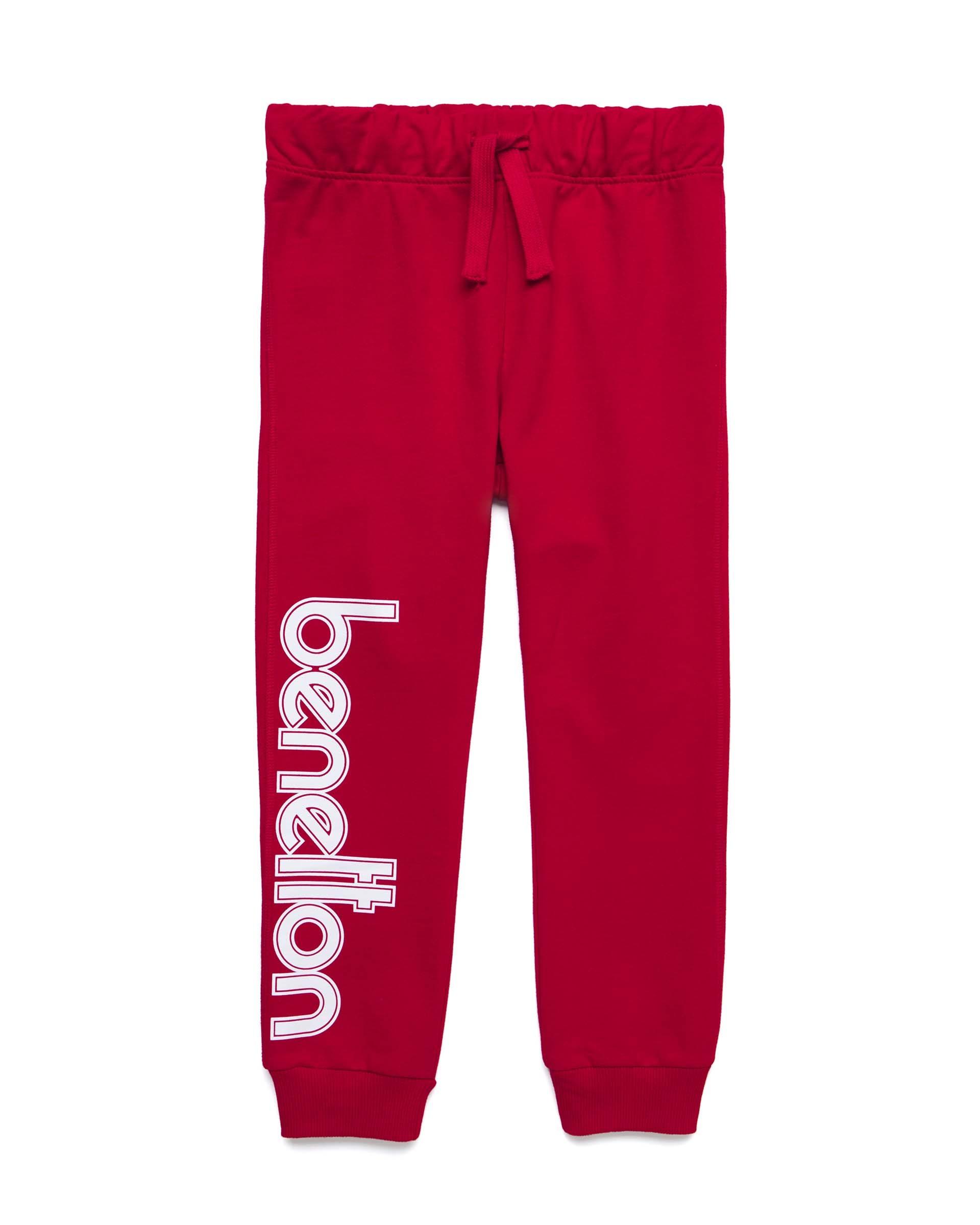 Купить 20P_3BC1I0986_015, Спортивные брюки для мальчиков Benetton 3BC1I0986_015 р-р 110, United Colors of Benetton, Брюки для мальчиков