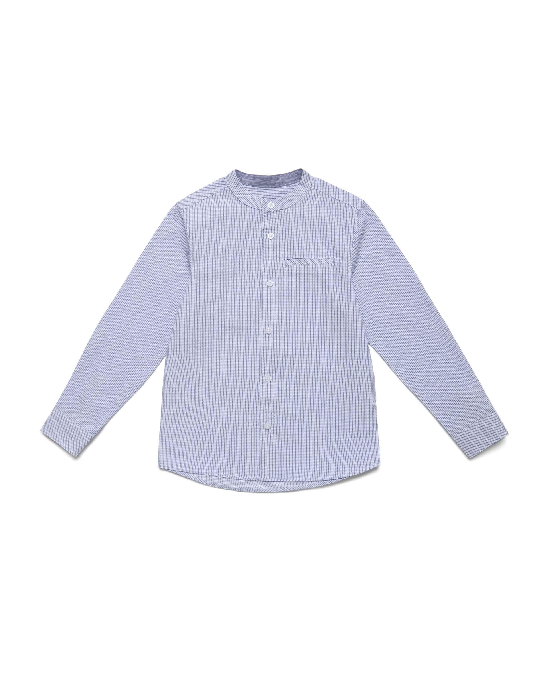 Купить 20P_5PC45QHA0_902, Рубашка для мальчиков Benetton 5PC45QHA0_902 р-р 158, United Colors of Benetton, Рубашки для мальчиков