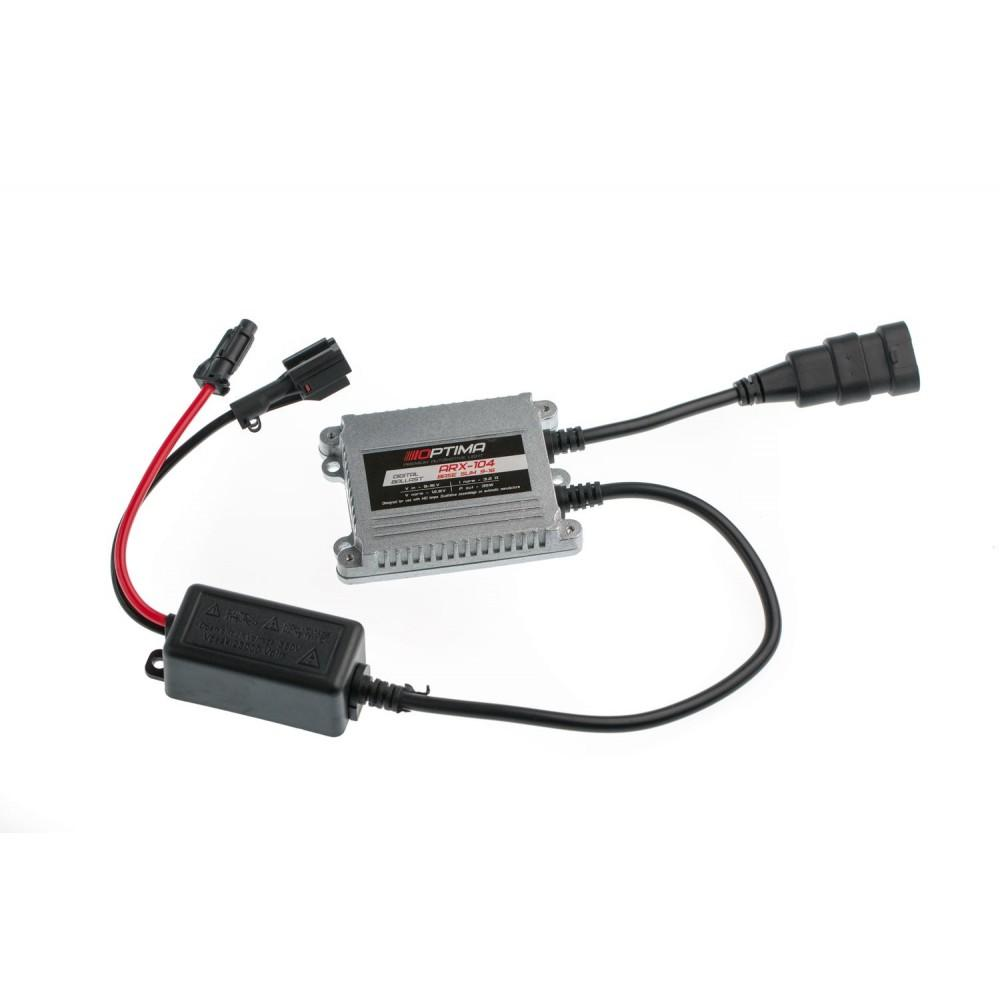 Блок контрольный Xenon 12V Slim OPTIMA