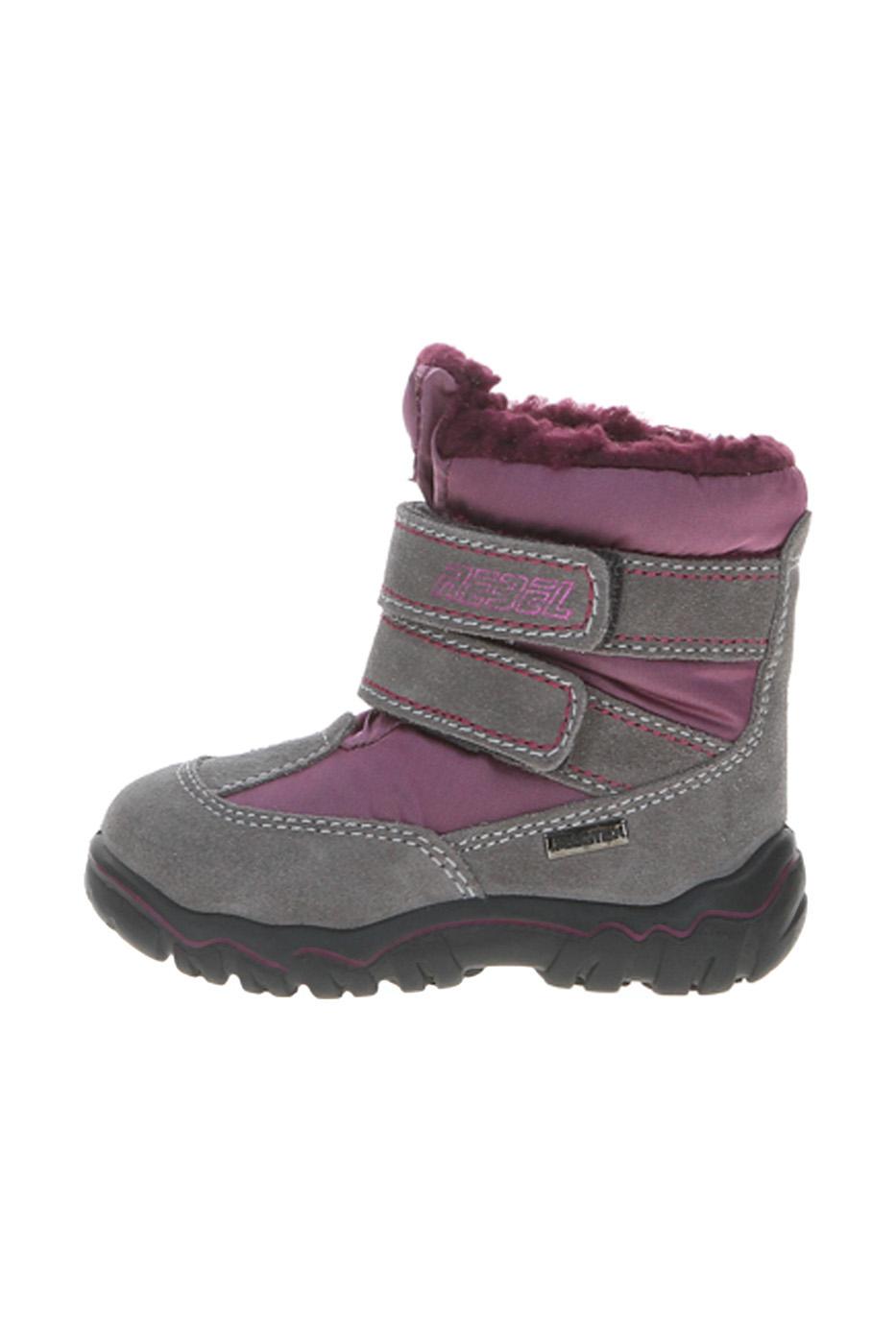 Ботинки детские IMAC, цв.серый р.21 84989 7087/006