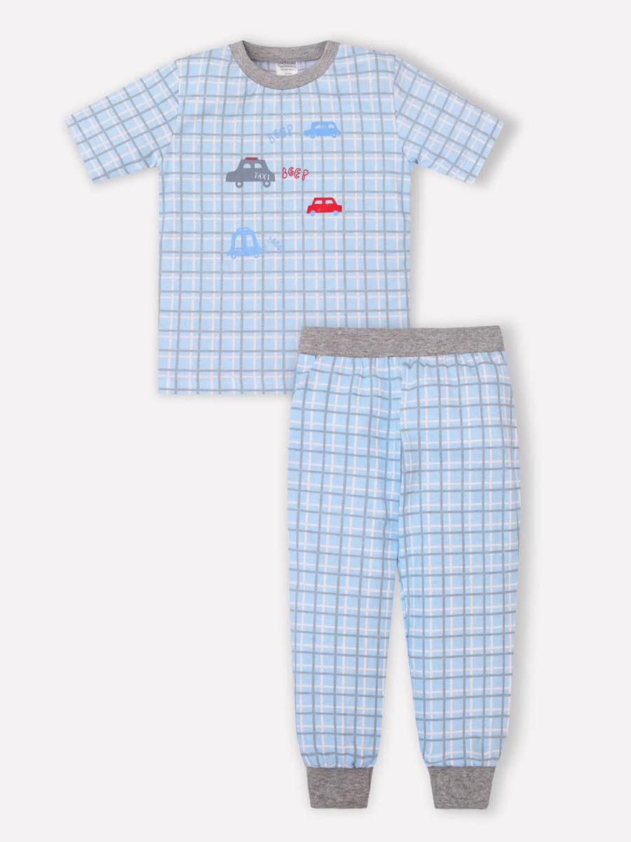 Пижама Машинки Котмаркот 2860677 размер 104