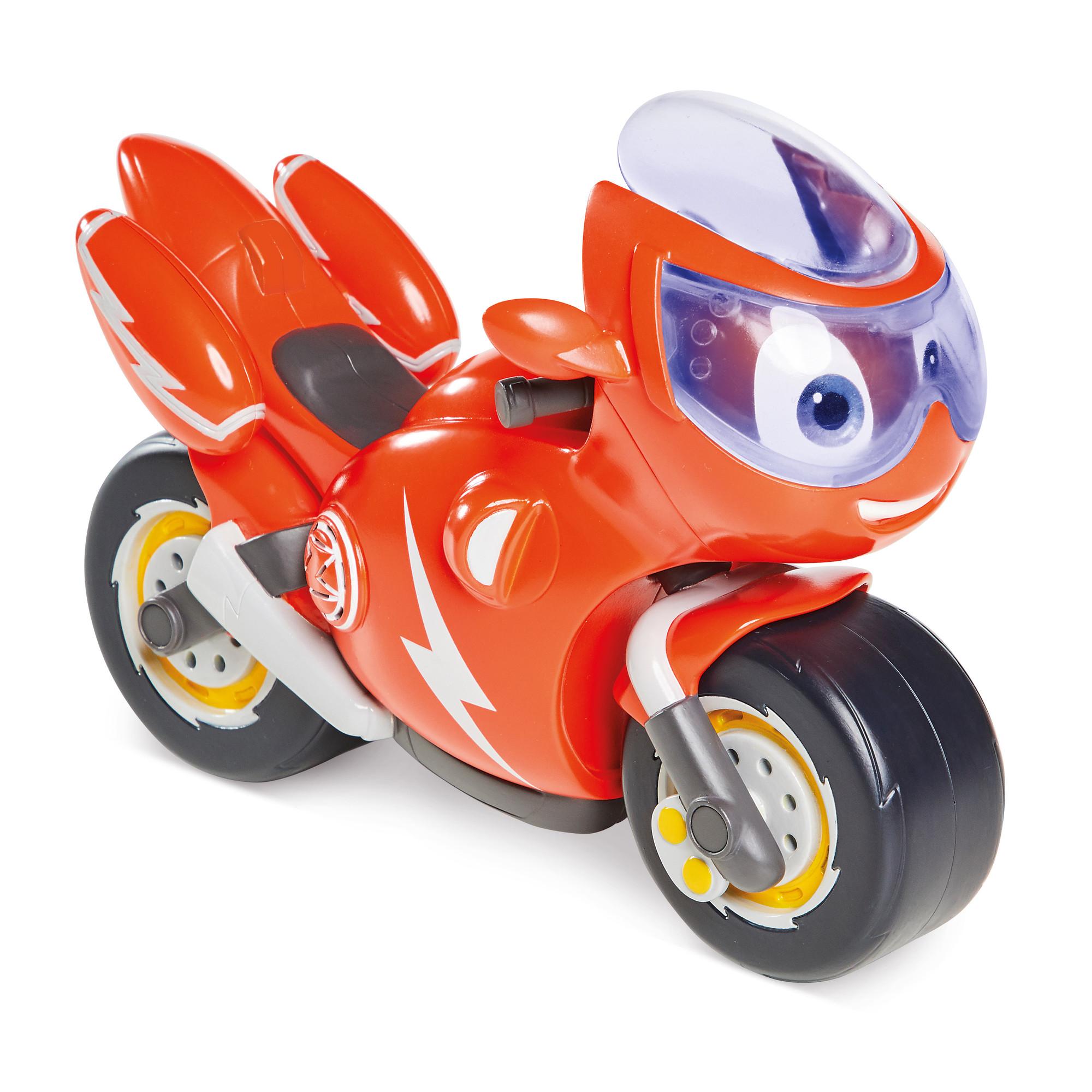 Мотоцикл Ricky Zoom Рикки со звуковыми