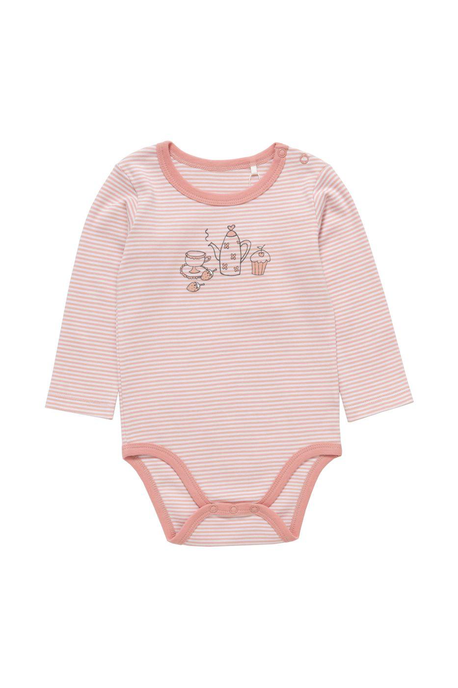 Боди детское artie, цв. розовый, р-р 74 Artie   фото