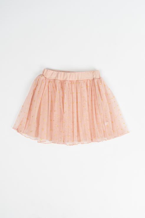 Юбка для девочки 3pommes, цв.розовый, р-р 80