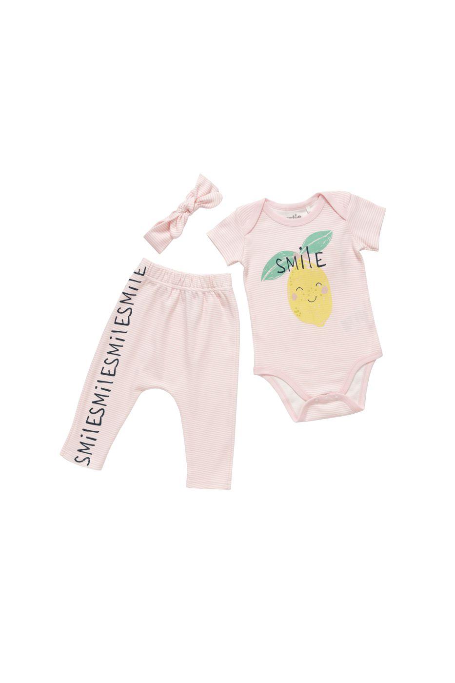 Комплект одежды Artie, цв. розовый р.62