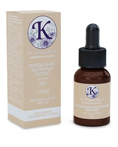 Купить Миндально-молочный пилинг для лица 30% Dr.Kozhevatkin Mandelic-Lactic Peeling