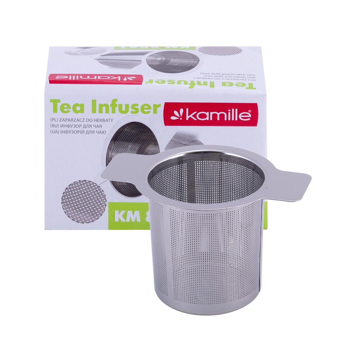Ситечко фильтр для чая 10*6,5см