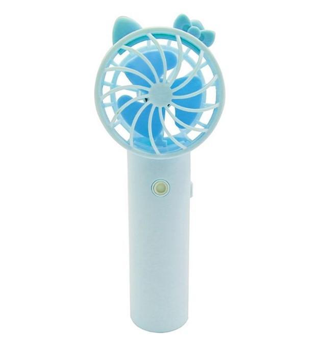 Вентилятор с мыльными пузырями SM686 Blue
