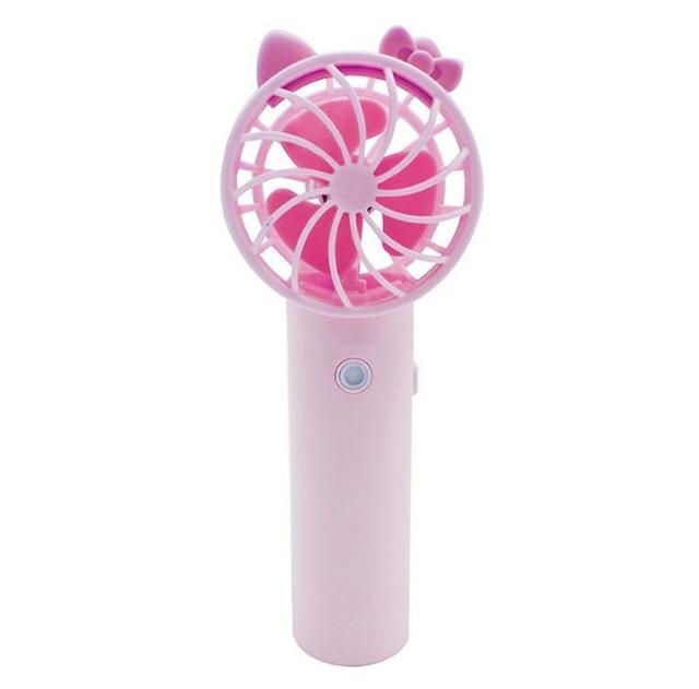 Вентилятор с мыльными пузырями SM686 Pink