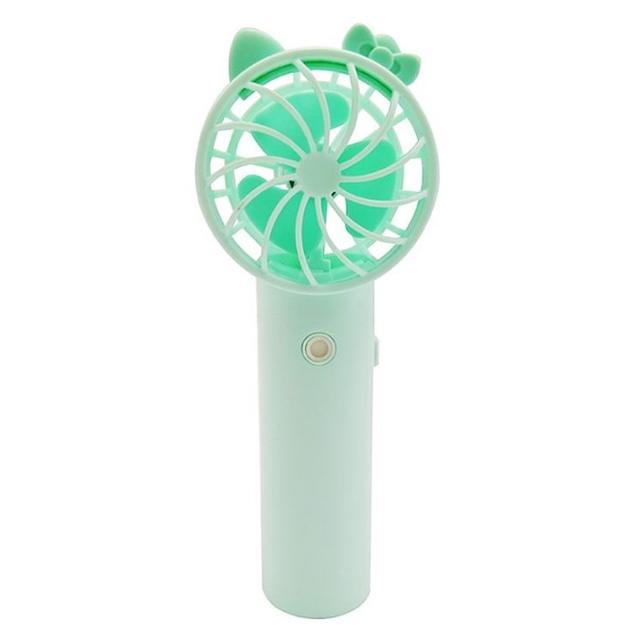 Вентилятор с мыльными пузырями SM686 Green