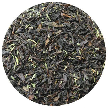 Черный Чай с чабрецом (кат. B), 100 г фото