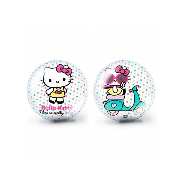 Купить Мячик детский ЯиГрушка Hello Kitty, 23 см, Детские мячи