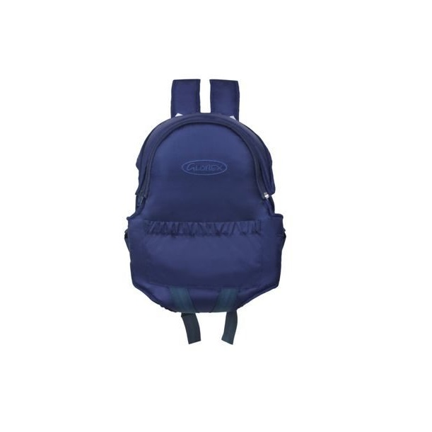 Рюкзак кенгуру Globex Панда темно синий