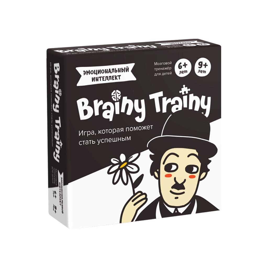 Купить Игра-головоломка BRAINY TRAINY УМ462 Эмоциональный интеллект,