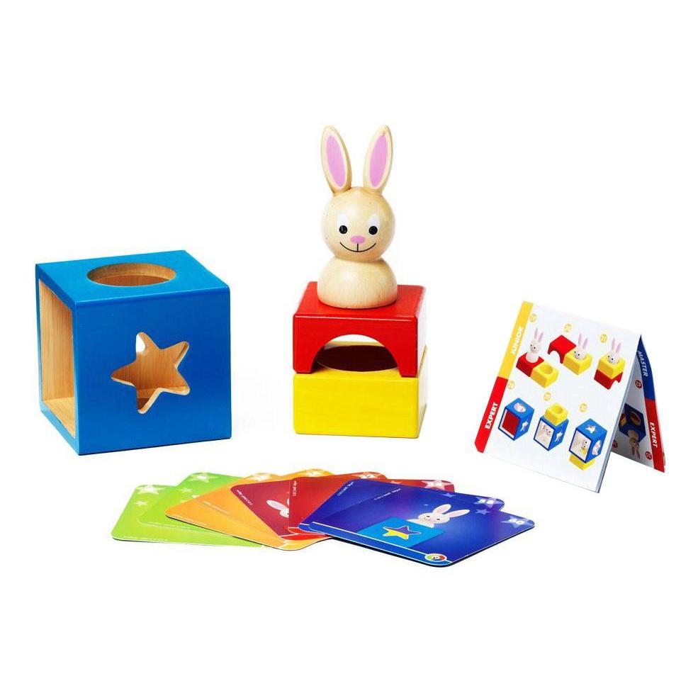 Купить Логическая игра Bondibon застенчивый кролик,