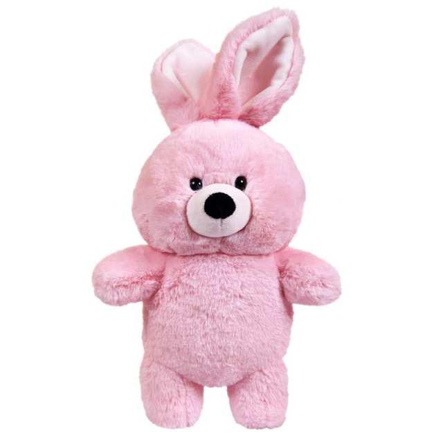 Купить Мягкая игрушка Abtoys Флэтси. Кролик розовый, 27см,