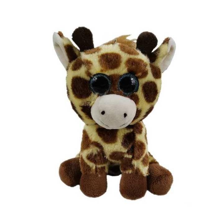 Купить Мягкая игрушка Abtoys Жирафик, 15см, Мягкие игрушки животные