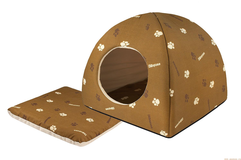 Домик для кошек и собак Дарэлл Юрта,