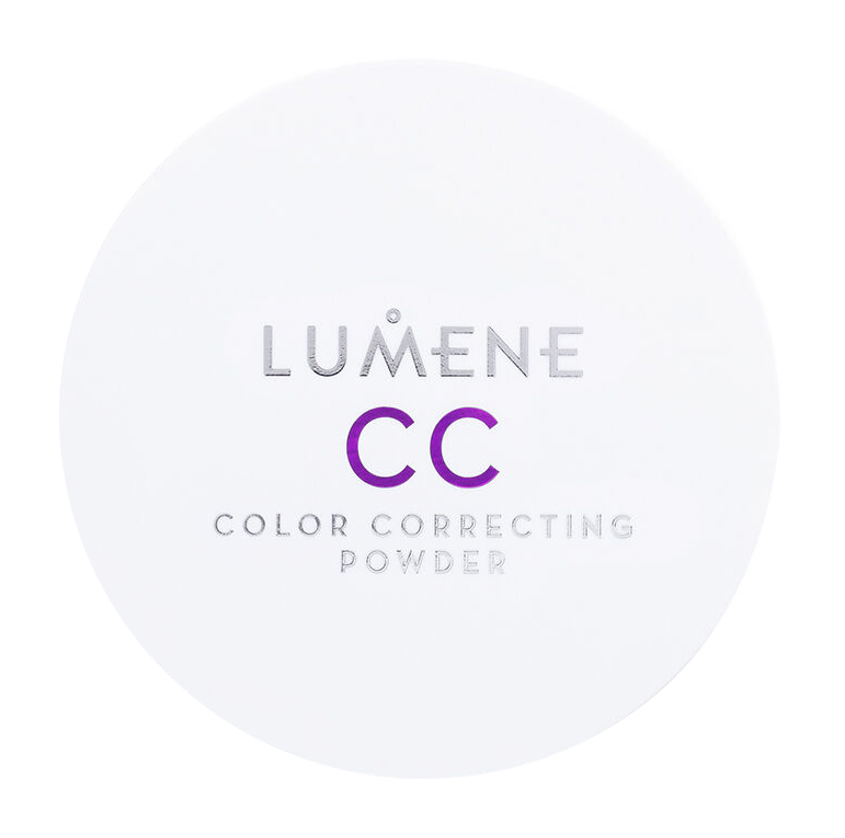 Пудра Lumene CC Color Correcting Powder Absolute