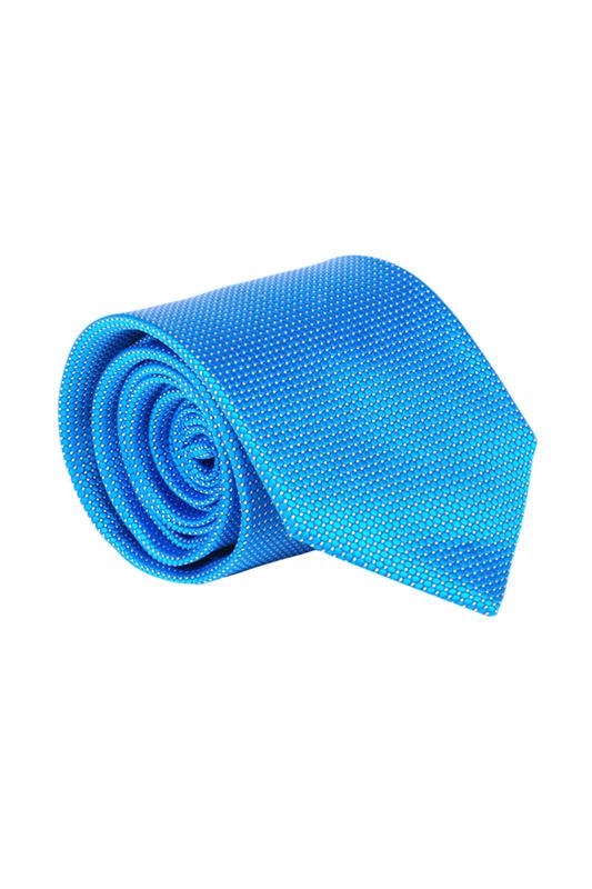 Галстук мужской Olymp 7695 синий