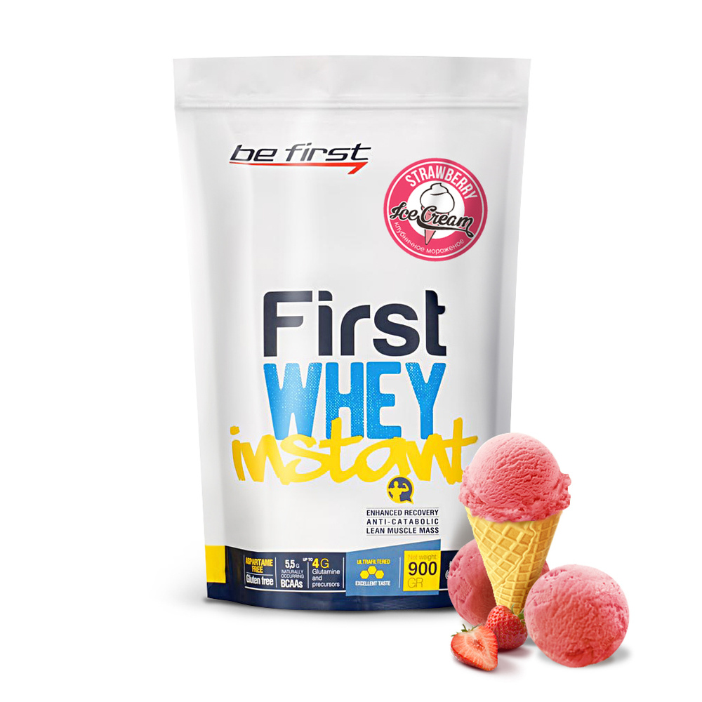 Протеин Be First Whey Instant 900