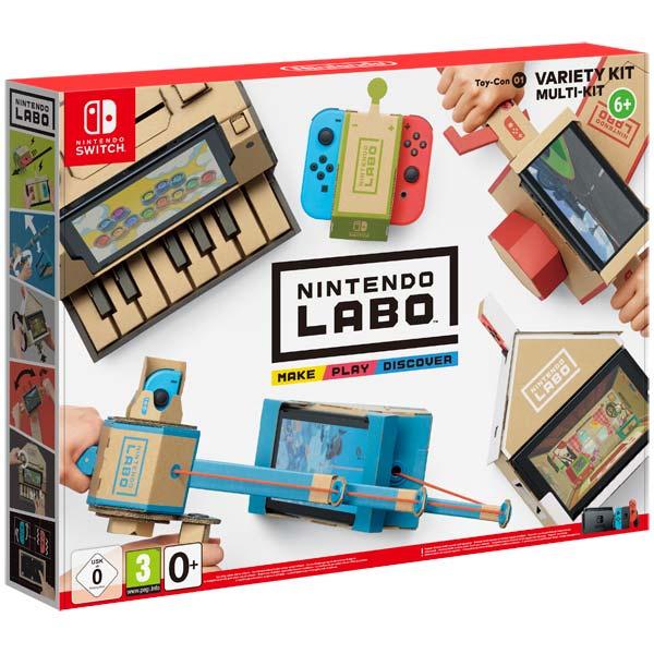 Игра Labo Toy Con 01 Variety