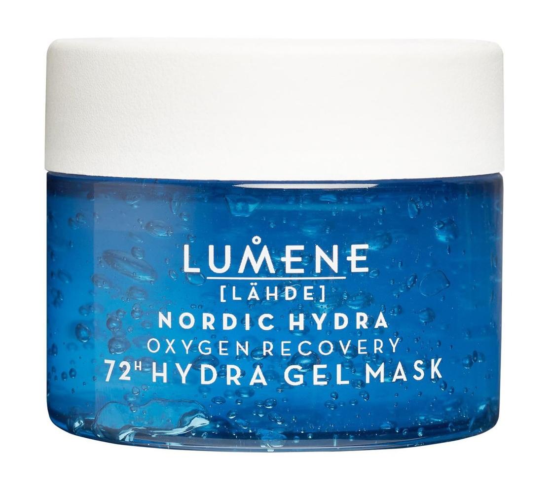 Купить Маска для лица Lumene [Lähde] Nordic Hydra Oxygen Recovery 72h Hydra Gel Mask 150 мл
