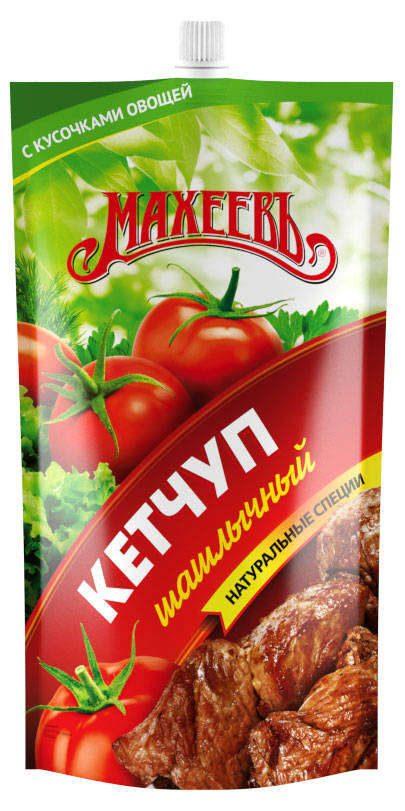 Кетчуп шашлычный Махеевъ 300 г фото