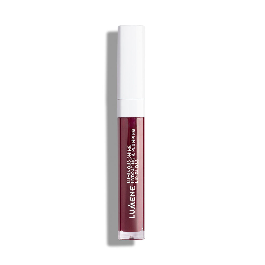 Блеск для губ Lumene Luminious Shine Hydrating #and#Plumping Lip Gloss 10 Fresh Plum 5 мл