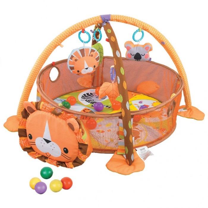 Купить Развивающий коврик Konig Kids Бонифаций 3 в 1, Развивающие коврики для детей