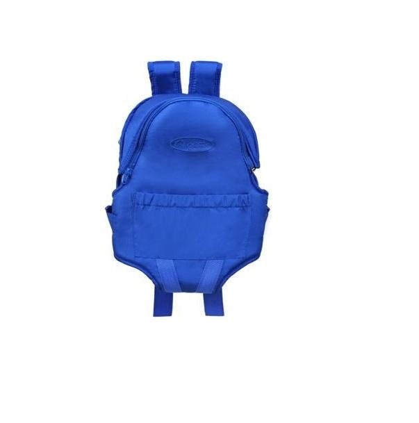 Рюкзак кенгуру Globex Панда синий