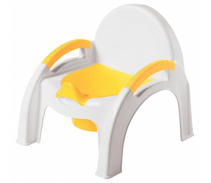 Горшок стульчик Пластишка