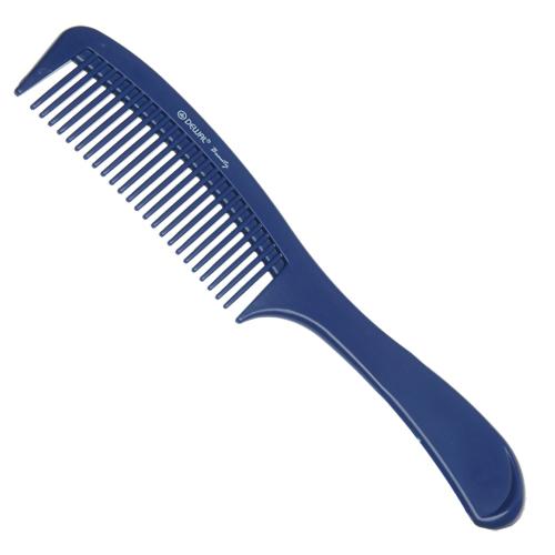 Купить Расческа Dewal Beauty с ручкой синяя, 22 см